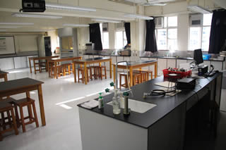 Biology and Science Laboratory