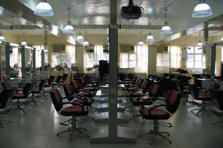 Hairdressing and Image Design Room