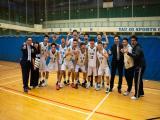 屯門區中學校際籃球比賽男子甲組決賽相片