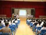 第18屆學生會選舉日相片