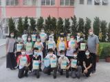 第七十二屆香港學校朗誦節 (英文朗誦)相片