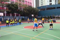 2015-2016全港學界閃避球分區挑戰賽活動相片