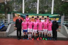 嗇色園聯校中學足球錦標賽活動相片