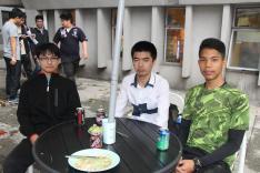 數學科中文大學見聞遊活動相片