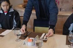 餐桌禮儀課程活動相片