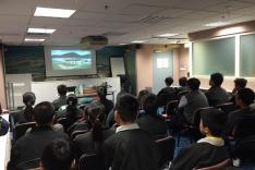 參觀香港國際機場活動相片