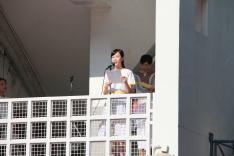 黃允畋獎學金傑出學生選舉活動相片