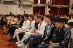 港韓青年文化交流2015活動相片