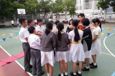 小組長領袖訓練活動相片
