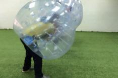 泡泡足球活動相片