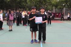 班際跳繩比賽活動相片