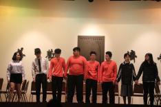 香港學校戲劇節活動相片