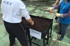 有機耕種活動相片