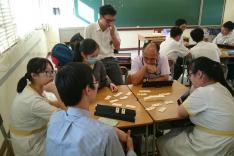 數學週活動相片