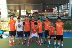 2016屯門區學界籃球熱身賽活動相片