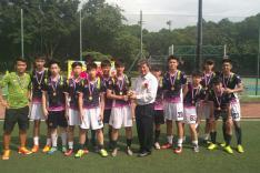 屯門區國慶盃小型足球賽活動相片