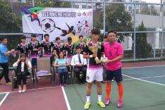 2016屯門警區滅罪共融盃七人足球比賽活動相片