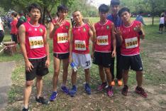 香港學界體育聯會屯門區中學分會中學校際越野比賽活動相片