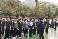 屯門警區機靈部隊2017訓練-山藝競技比賽活動相片