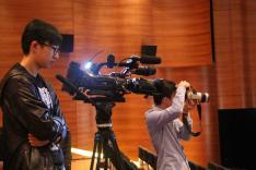 應用學習「電影及錄像」課程 2015/17學年 「首Scene」放映展活動相片
