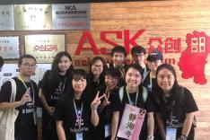 香港學生領袖江蘇考察團活動相片