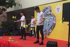 「香港學生輔助會60周年感恩祟拜及學生聚餐」活動相片