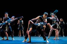 嗇色園學校現代舞培訓計劃結業演出活動相片