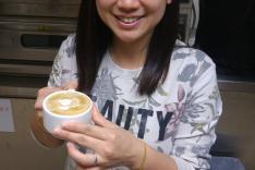 咖啡平面拉花3D拉花技巧課程活動相片