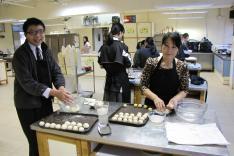 新年美食(笑口棗)製作班活動相片