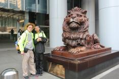 香港大學山頂纜車見聞遊活動相片