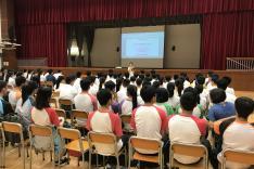 屯門區中學校長會 內地升學經驗分享會活動相片