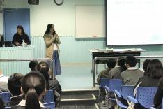 中四學位安排及選科講座活動相片