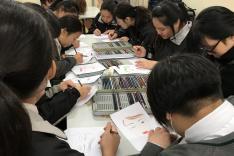 APL時裝形象設計體驗課程活動相片