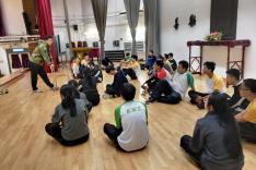 聯組領袖訓練活動相片