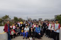 澳門升學及旅遊考察之旅活動相片