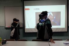 虛擬說不體驗小組活動相片