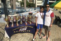 育聯會 屯門區學界游泳比賽活動相片