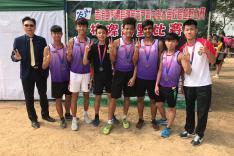 香港學界體育聯會 屯門區學界校活動相片