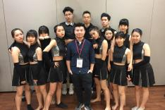第55屆校際舞蹈節-現代舞組別活動相片