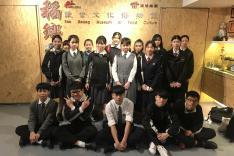 參觀稻香飲食文化博物館活動相片