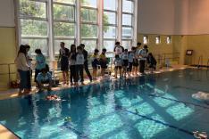 科技大學水底機械人大賽活動相片