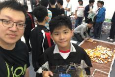 香港機械奧運會2019活動相片