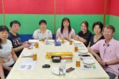 午膳供應商參觀及試食會活動相片