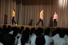 嗇色園學校現代舞培訓計劃-導賞演出活動相片