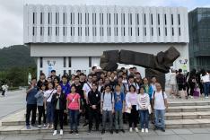 香港中文大學校園遊活動相片