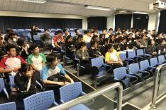中六文憑試應試講座活動相片