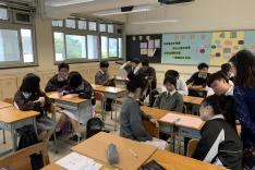暢「遊」心靈生命教育計劃 「吾生.唔死」學生工作坊活動相片
