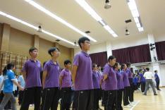 制服團體匯操結業禮活動相片