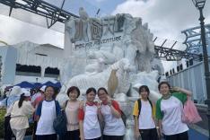 新來港學生成長適應課程活動相片