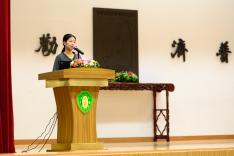 黃允畋紀念獎學金傑出學生獎選舉相片